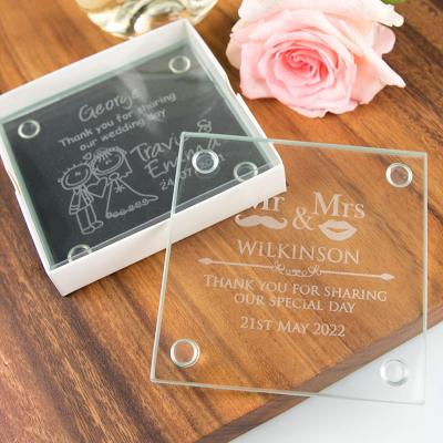 Coaster Favours