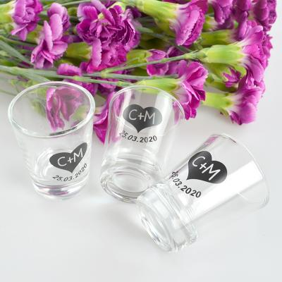 Glassware Favours