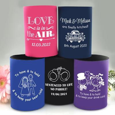 Stubby Holder Favours