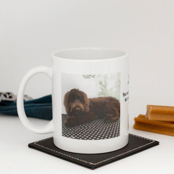 Personalised Pet Memorial Photo Printed Coffee Mug 325ml