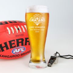Sports Award Beer Glass Trophy