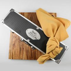 Personalised Engraved Father's Day Engraved Stainless Steel BBQ Utensil Set Present