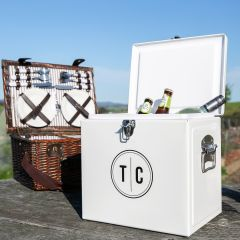 Personalised Printed Vintage Esky Cooler Box 15 Litres