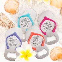 Mini Thong Bottle Opener wedding favour gift