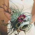 Succulent Vintage Boquet
