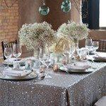 Sparkleing Table setting