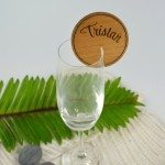 Glassware Placecards