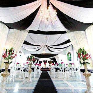 Trending: Classic Monochrome Wedding